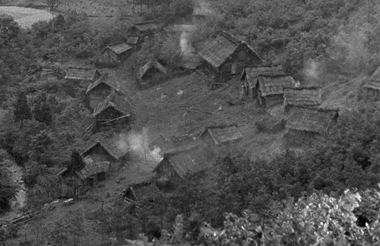 Village in Seven Samurai (1954)