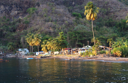 Wallilabou Bay, Saint Vincent