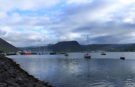 Ísafjörður, Westfjords, Iceland