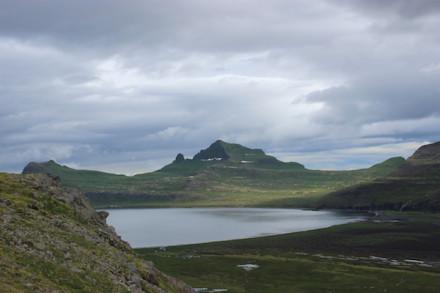 Hornvik, Hornstrandir Nature Reserve, Westfjords (Iceland) Hiking Iceland in 2 weeks