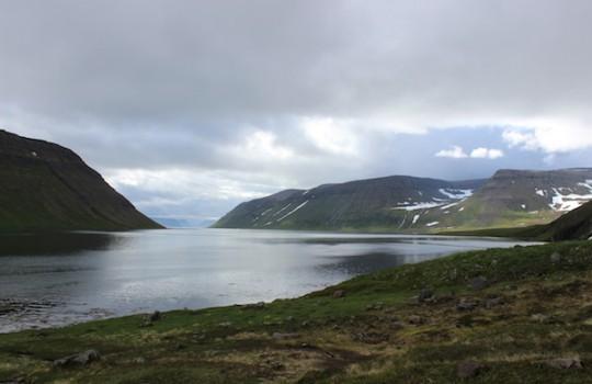 Veiðileysufjörður, Hornstrandir, Westfjords, Iceland