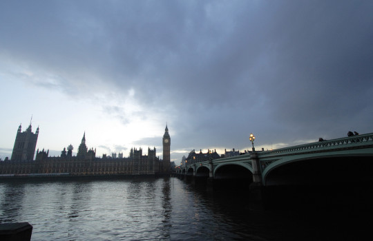 Westminster Bridge, London