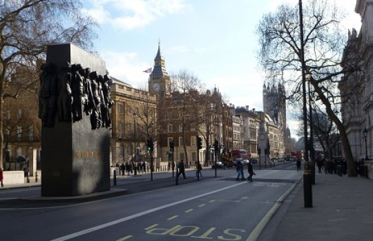 Whitehall, London, United Kingdom | Skyfall filming locations LegendaryTrips