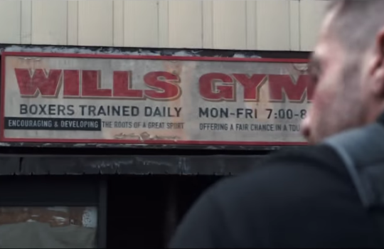 Mills Gym in Pittsburgh Southpaw filming locations