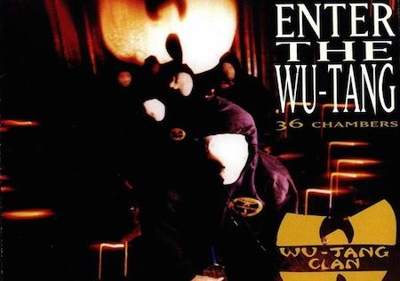 Wu-Tang Clan 36 Chambers