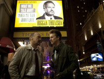 Broadway's iconic St. James Theatre in Birdman