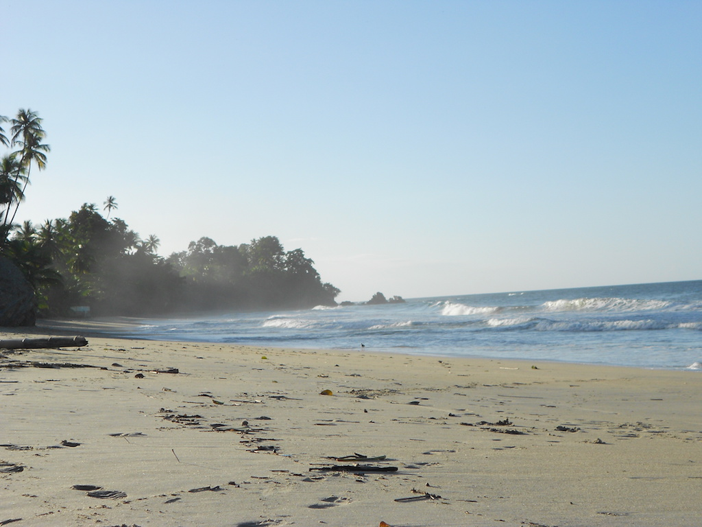 Blanchisseuse Beach View - Trinidad and Tobago