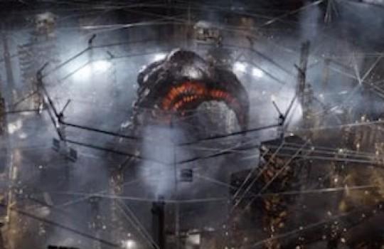 Godzilla cocoon, Janjira, Japan (2014)
