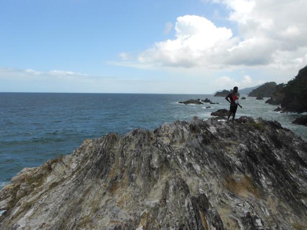 Hiking to Paria Bay - Trinidad and Tobago