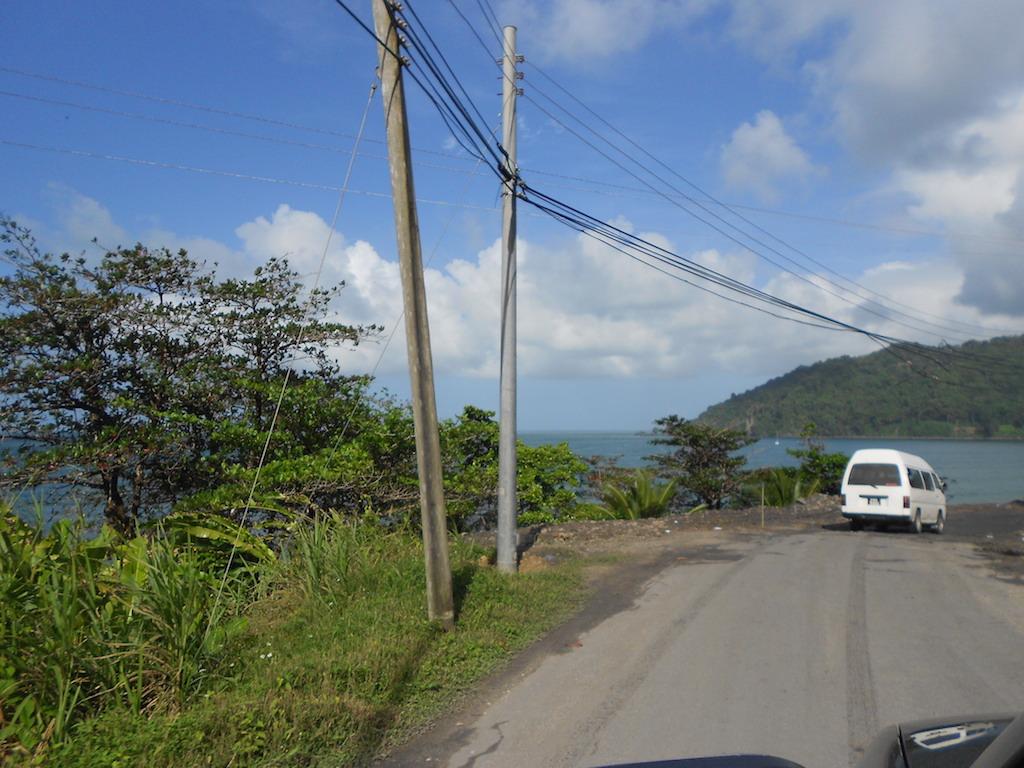 Northeastern Road - Trinidad