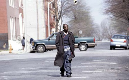 Omar Little in The Wire | The Wire locations in Baltimore LegendaryTrips