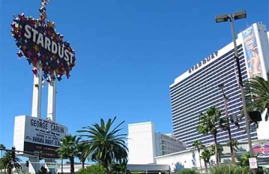 Stardust Resort & Casino, Las Vegas, Nevada