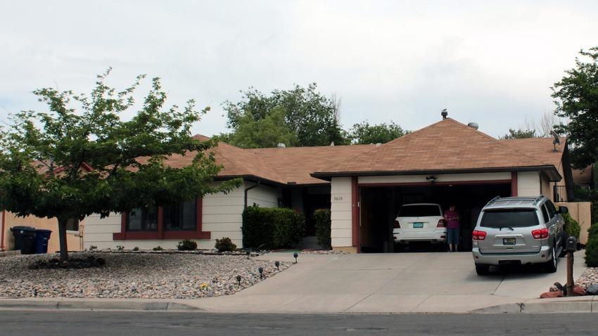 The Walter White home (Albuquerque)